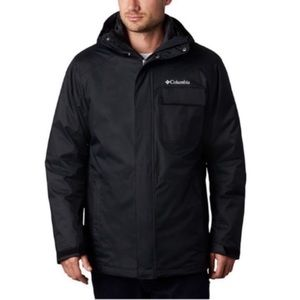 NWT. COLUMBIA Men's Ten Falls Interchange Jacket